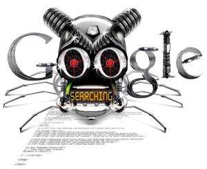 Googlov pajek