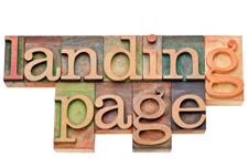 Nasveti za učinkovito izdelavo vstopne strani