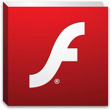 Flash spletna stran