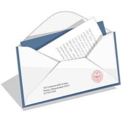 Klik na e-poštne vsebine