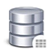 spletnik urejevalnik: prikaz podatkovne baze