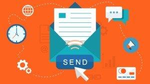 e-novice, pošiljanje e-novic