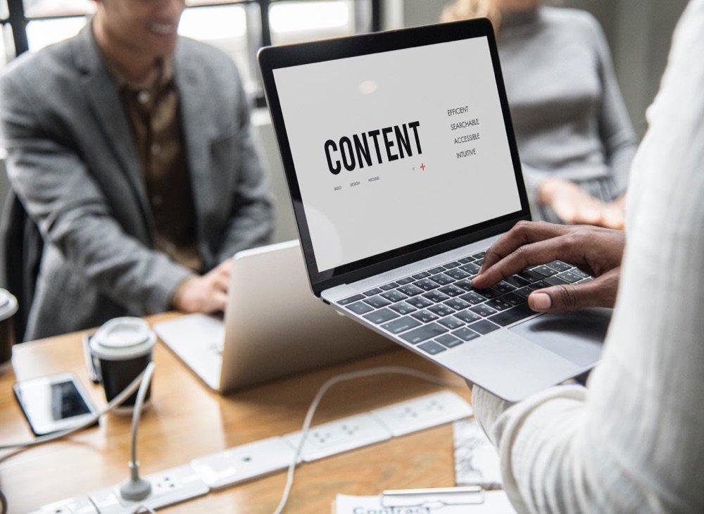 Digitalni marketing - Vsebinski marketing