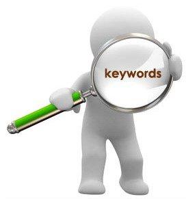 ključne besede, združevanje ključnih besed