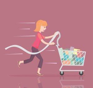 spletna trgovina, spletne trgovine, zapuščene košarice
