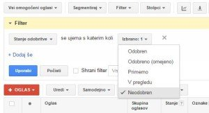 google adwords, google adwrods orodje