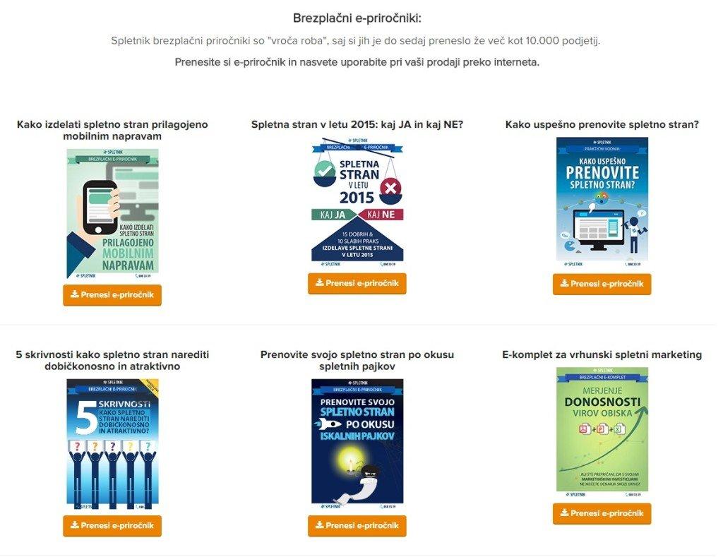 e-priročnik, spletni priročnik