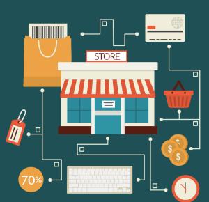 spletna trgovina, spletne trgovine, nakupni proces, spletni nakupni proces