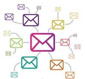 uporaba orodja za pošiljanje e-novic