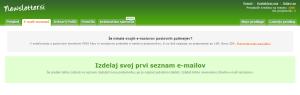 e-mail marketing, pošiljanje e-novic, e-novice