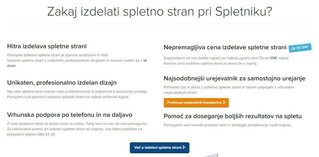 elementi na spletni strani, spletne stran, spletne strani, spletnik spletna stran, spletnik spletne strani