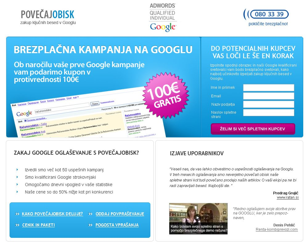 pristajalna stran, spletna stran, spletne strani, spletnik spletna stran, speltnik pristajalne strani