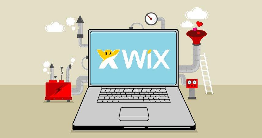 Izdelava-spletne-strani-Wix