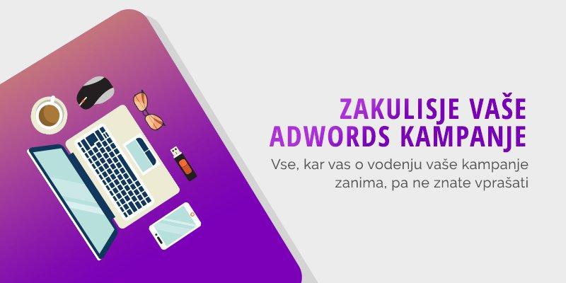Zakulisje vaše AdWords kampanje