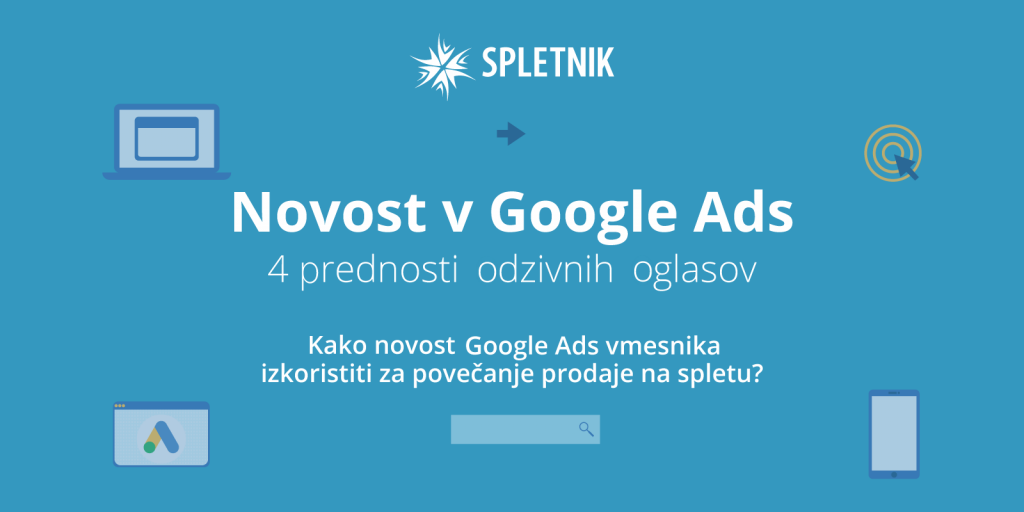 odzivni google ads oglasi
