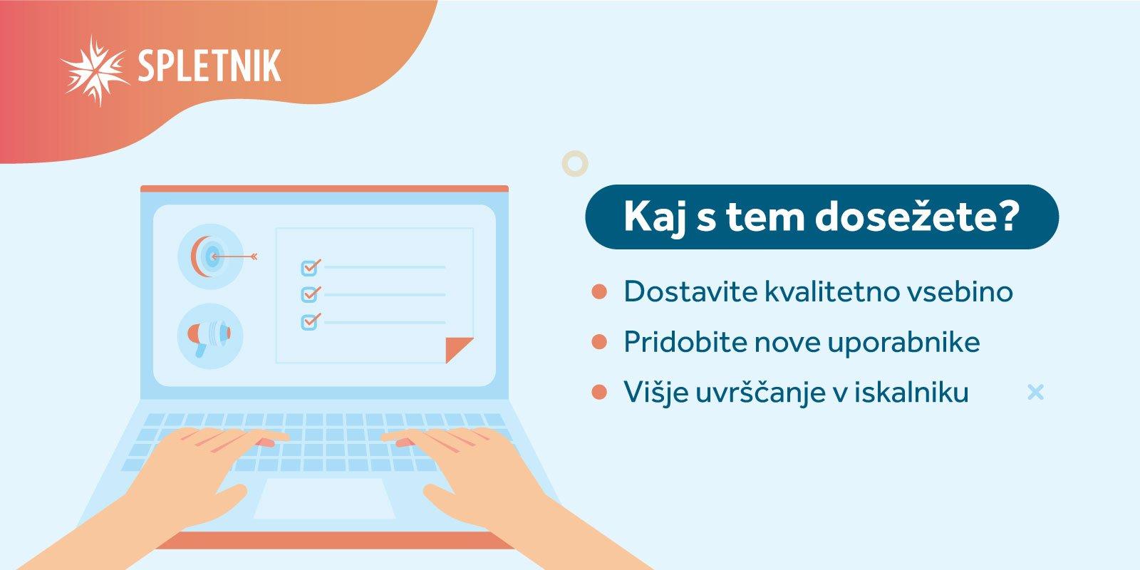 prednosti pisanja bloga in objav na socialnih omrežij