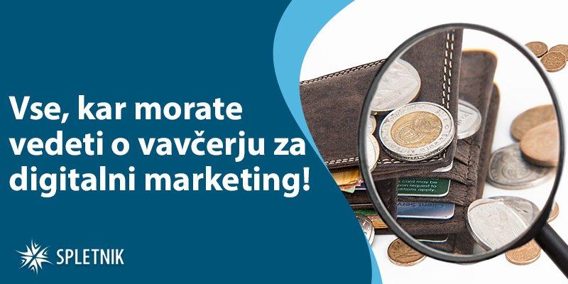 vavčerji za digitalni marketing