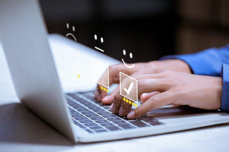 Preverite uporabniško izkušnjo vaše spletne strani