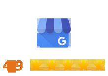 Google My Business ocena