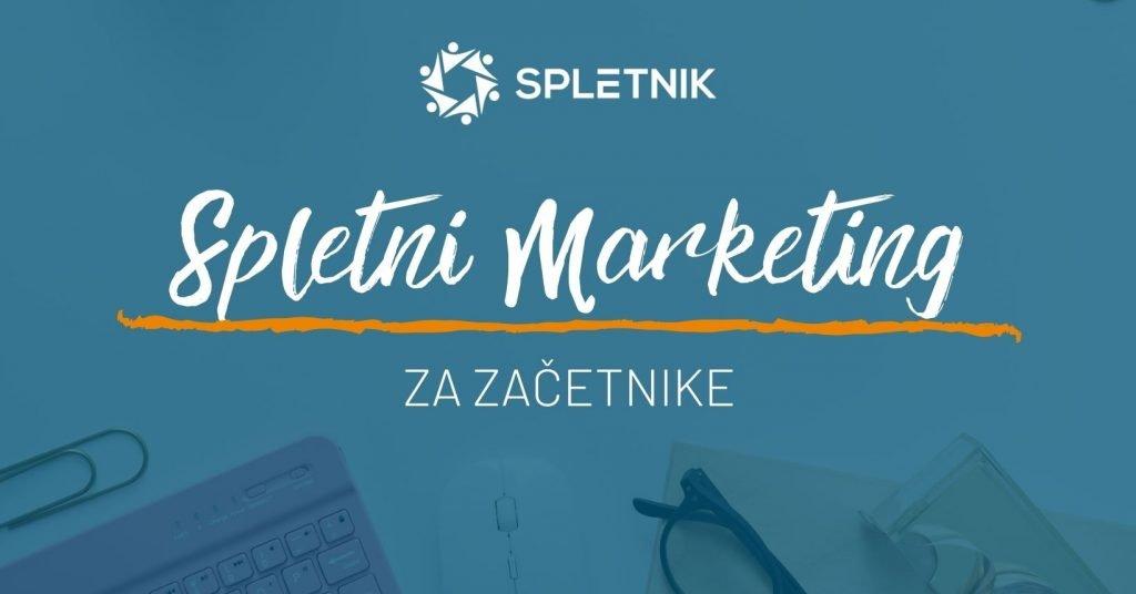 Spletni marketing za začetnike