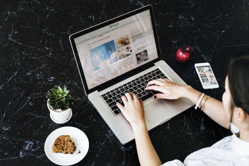 Vhodni/inbound marketing - Spletnik blog