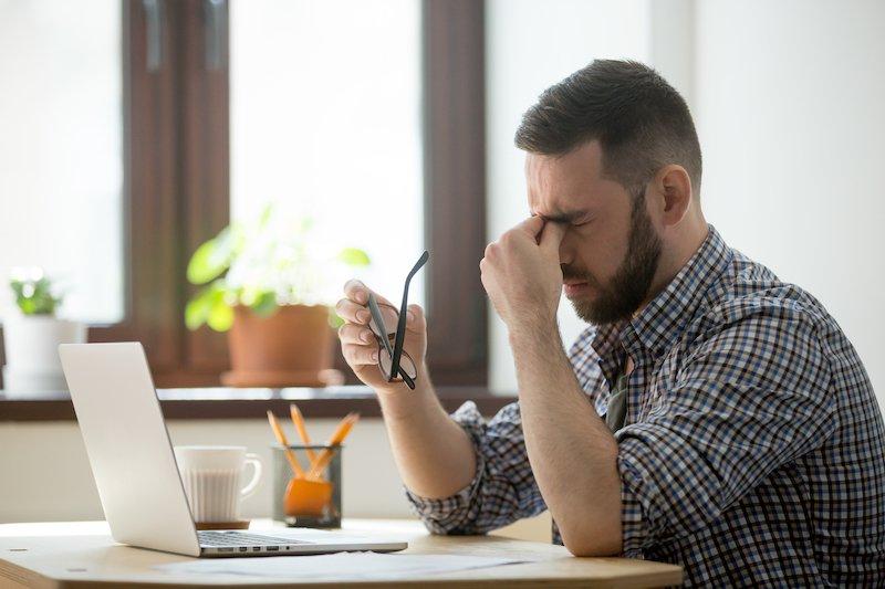 Slaba uporabniška izkušnja na spletni strani - Spletnik blog