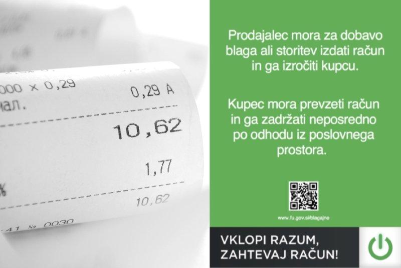 Izdaja računa in davčne blagajne za spletno trgovino