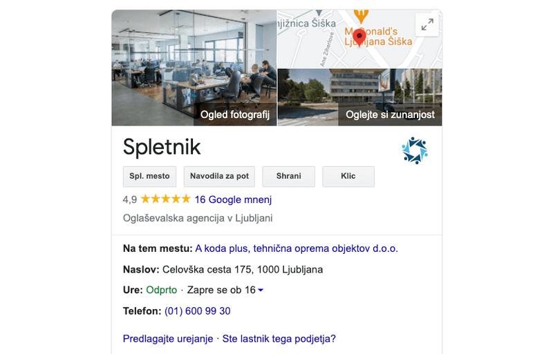 GMB Spletnik
