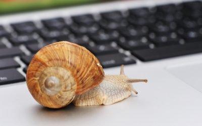 Slaba hitrost spletne strani vas lahko stane prometa