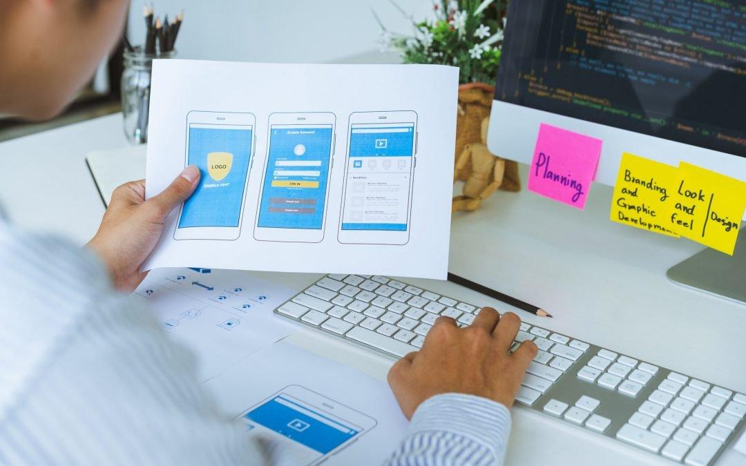 Kako poteka izdelava spletne strani danes?